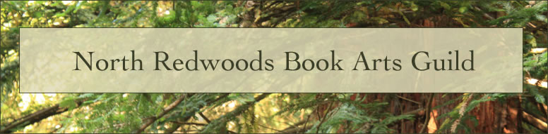 NORBAG - North Redwoods Book Arts Guild